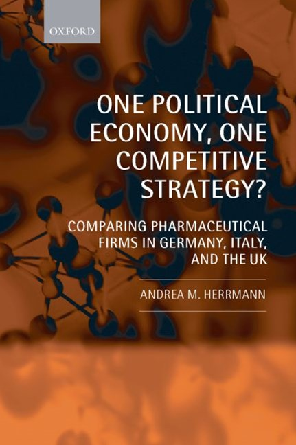 One Political Economy, One Competitive Strategy?