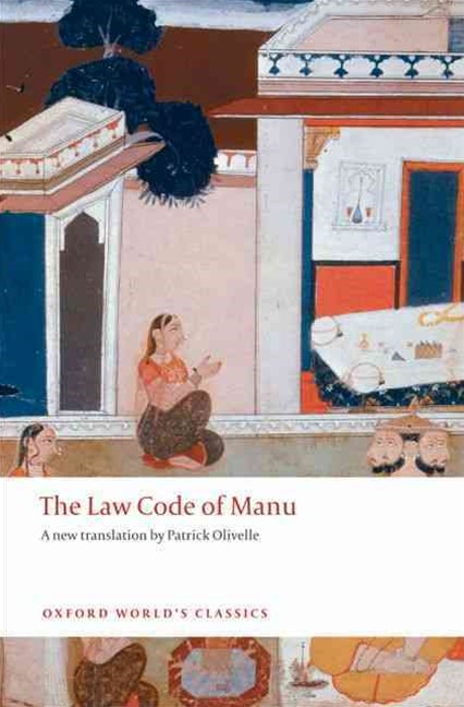 The Law Code of Manu