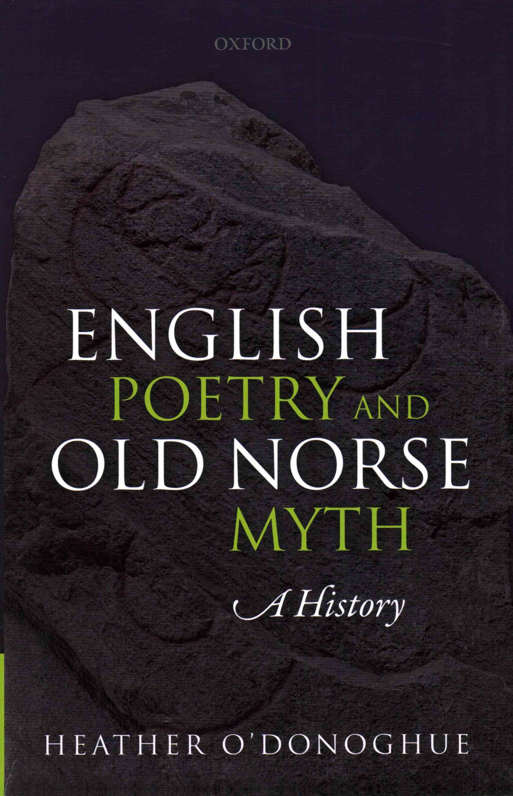 English Poetry and Old Norse Myth