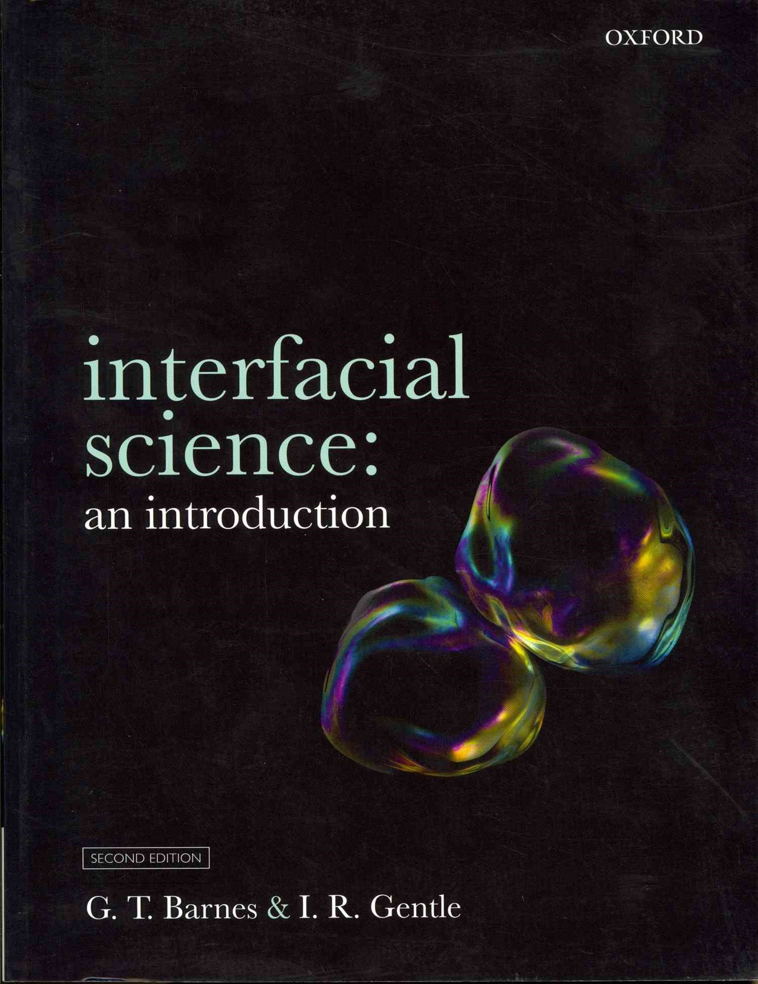 Introduction to Interfacial Science