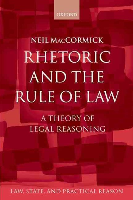 Rhetoric and the Rule of Law