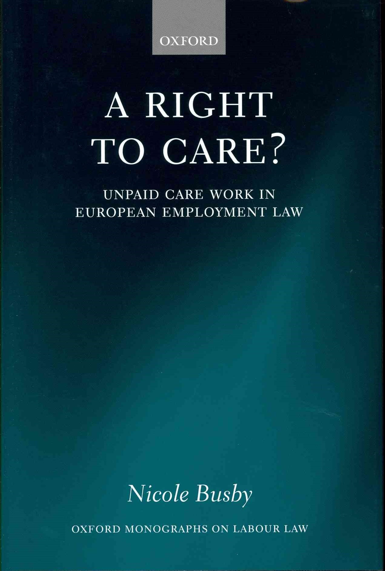 A Right to Care?