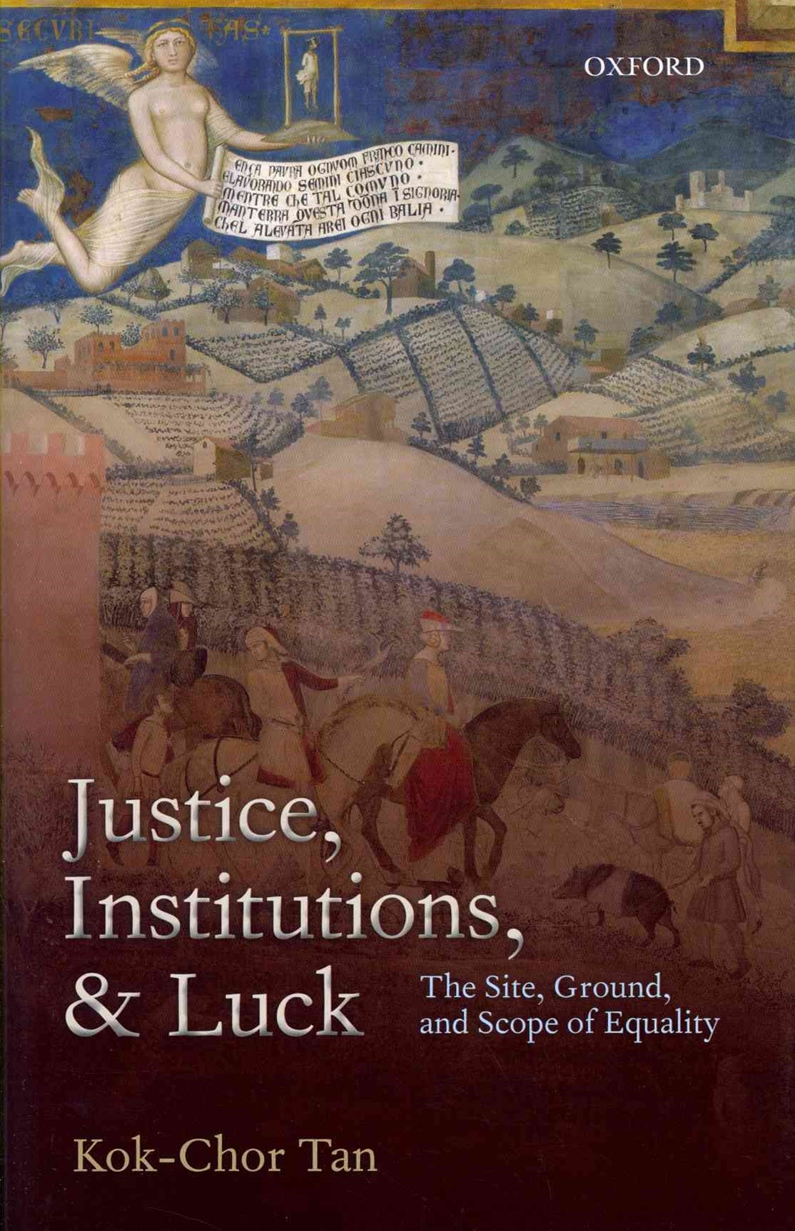 Justice, Institutions, and Luck