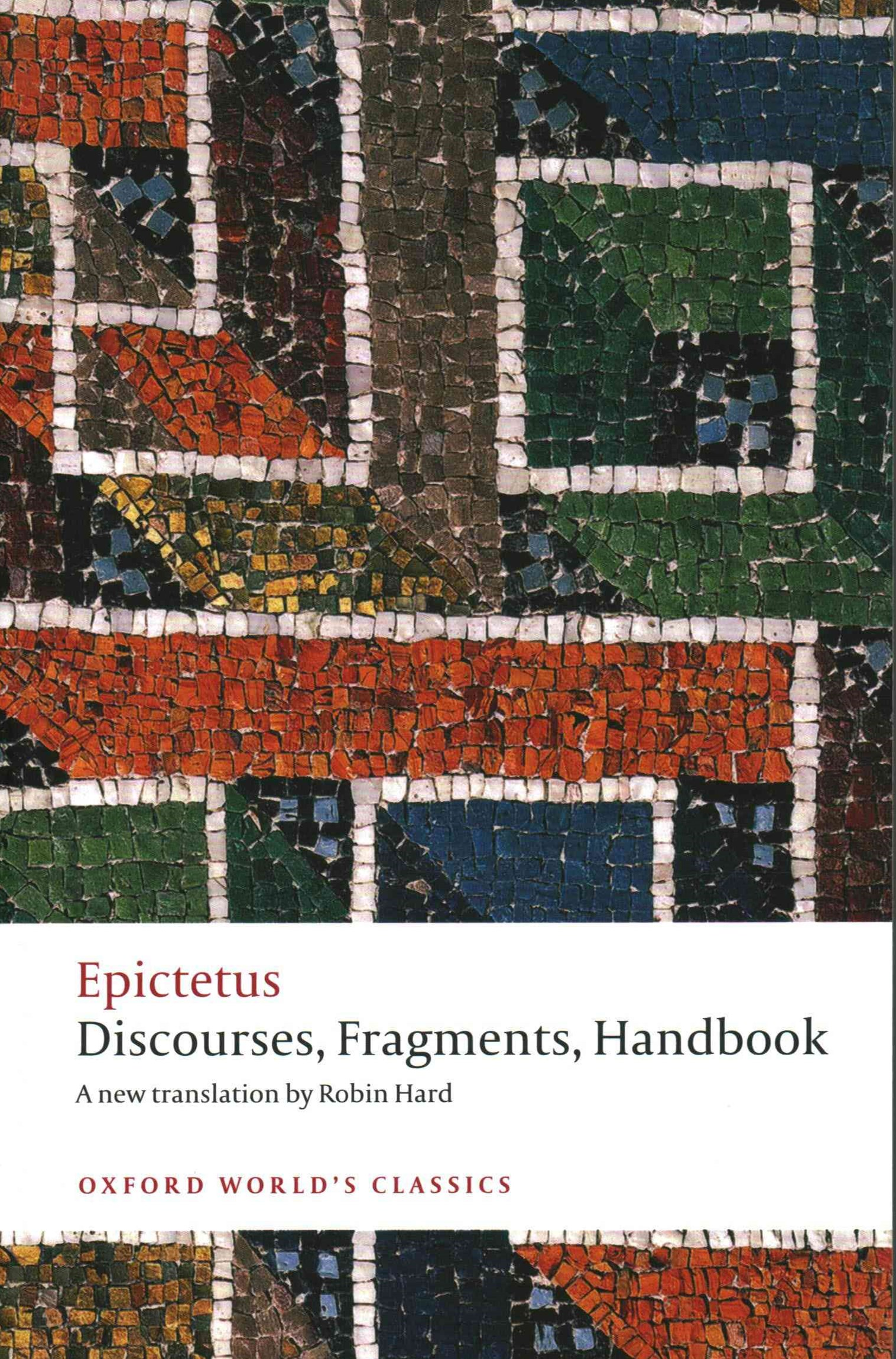 Discourses, Fragments, Handbook