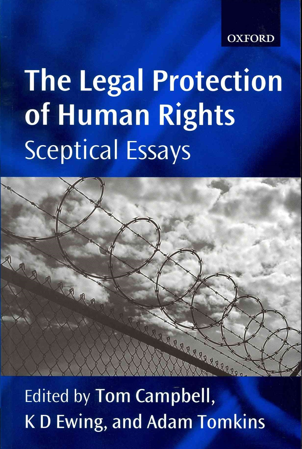 The Legal Protection of Human Rights