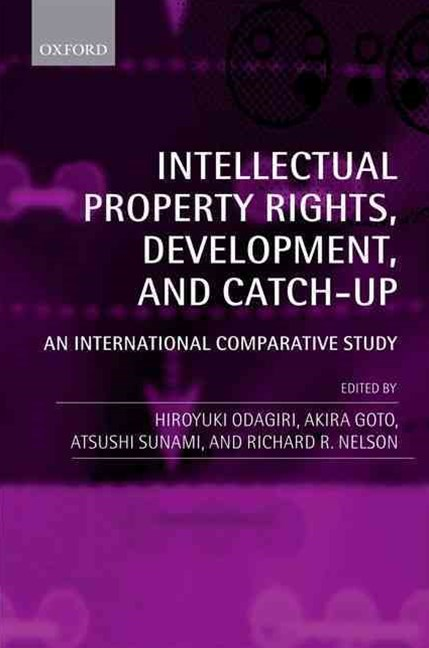Intellectual Property Rights, Development, and Catch Up