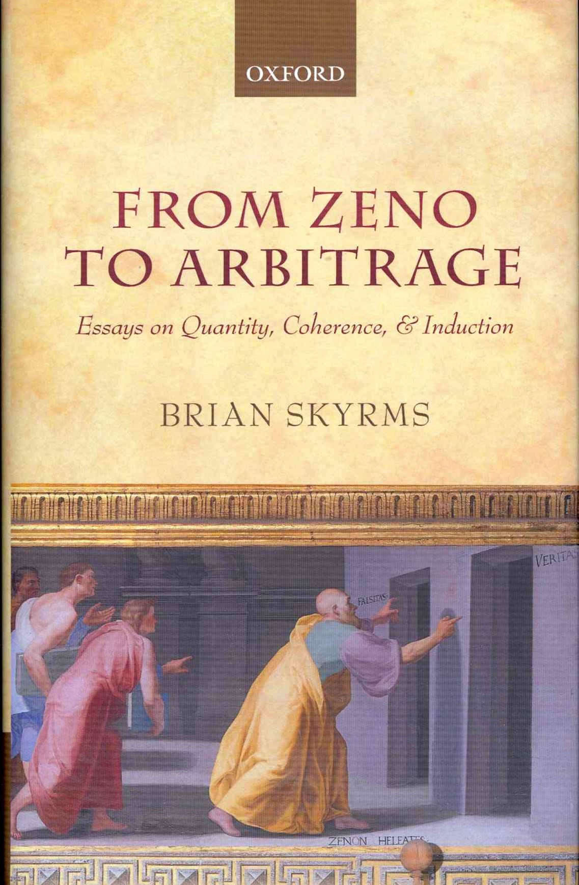 From Zeno to Arbitrage