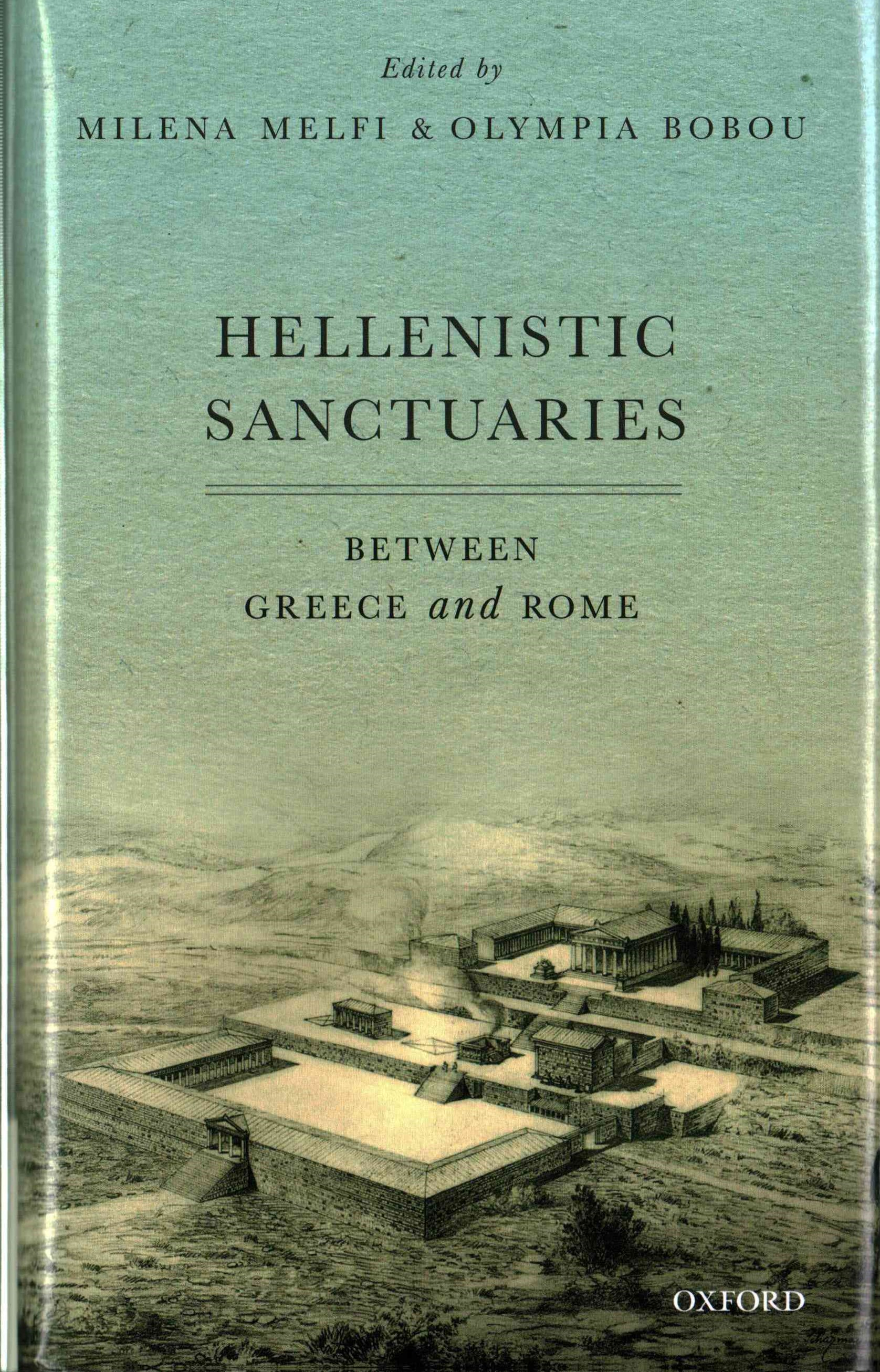 Hellenistic Sanctuaries Between Greece and Rome