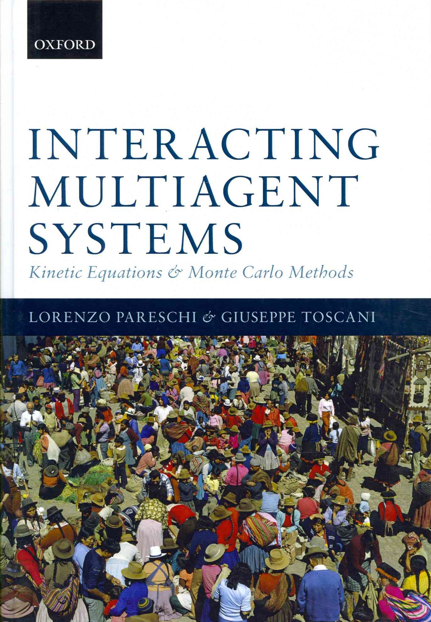 Interacting Multiagent Systems