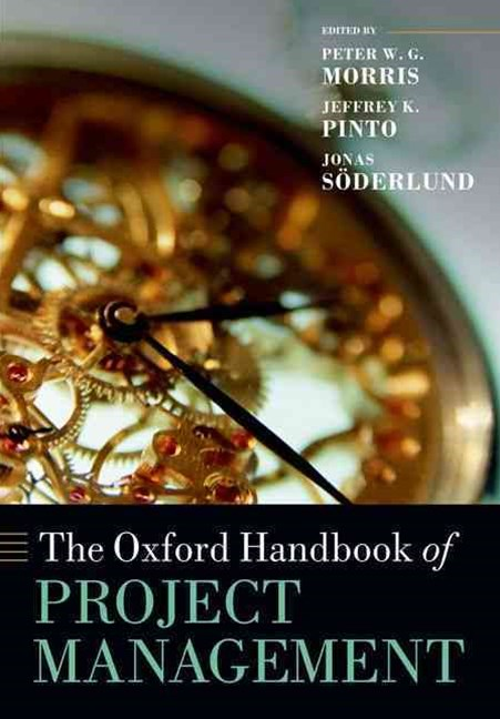 The Oxford Handbook of Project Management