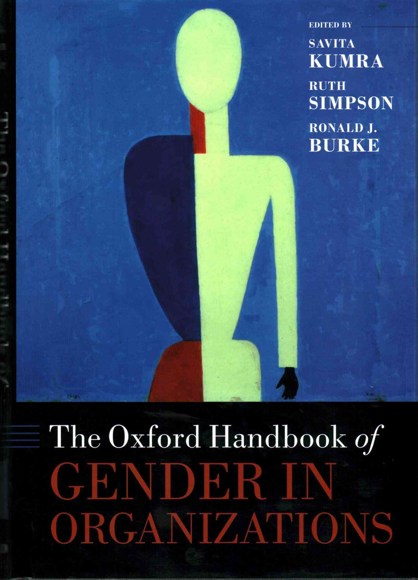 The Oxford Handbook of Gender in Organizations