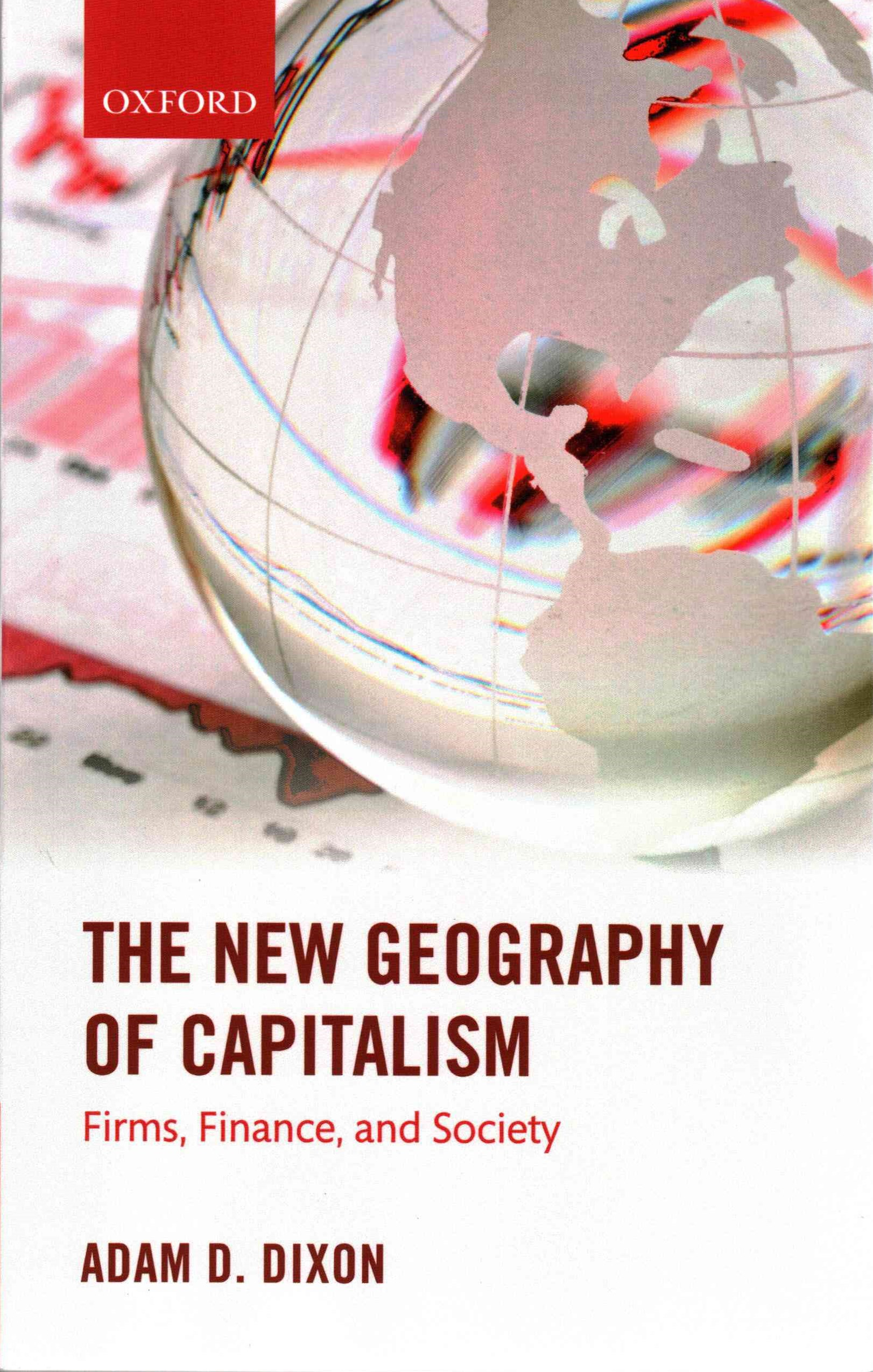 The New Geography of Capitalism
