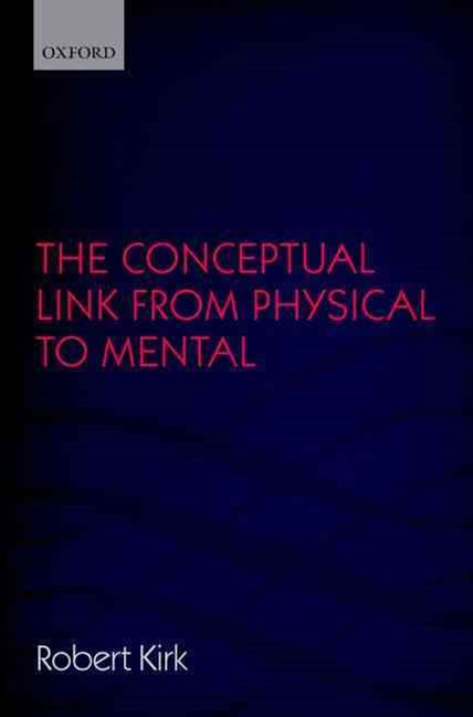 The Conceptual Link from Physical to Mental