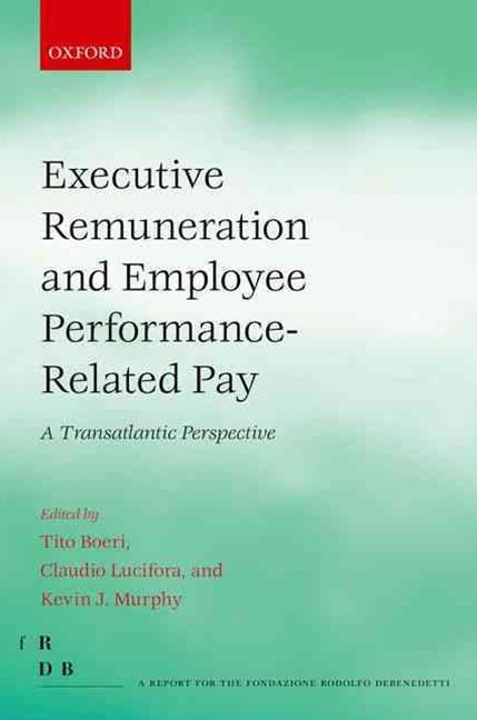 Executive Remuneration and Employee Performance-Related Pay