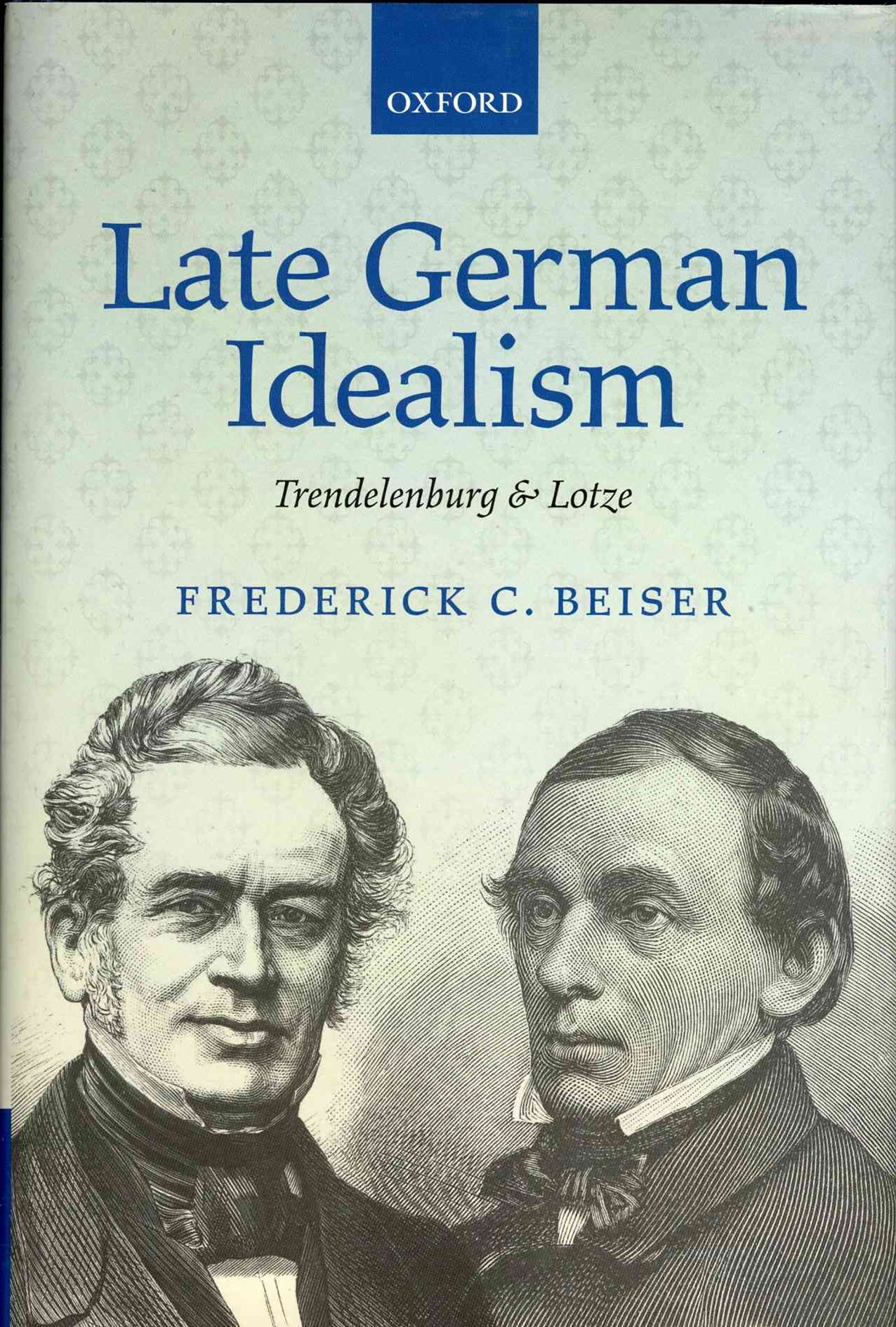 Late German Idealism