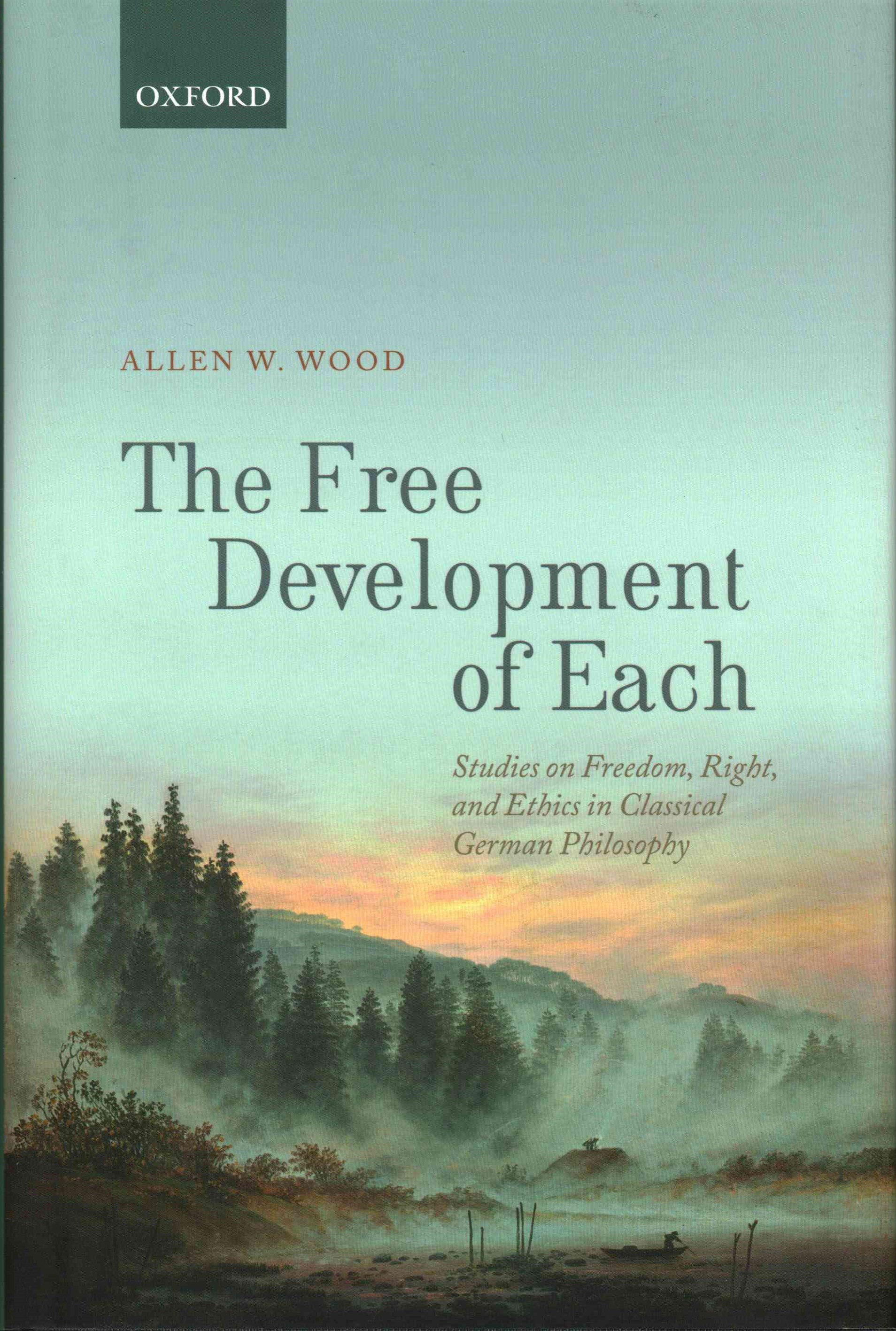 The Free Development of Each