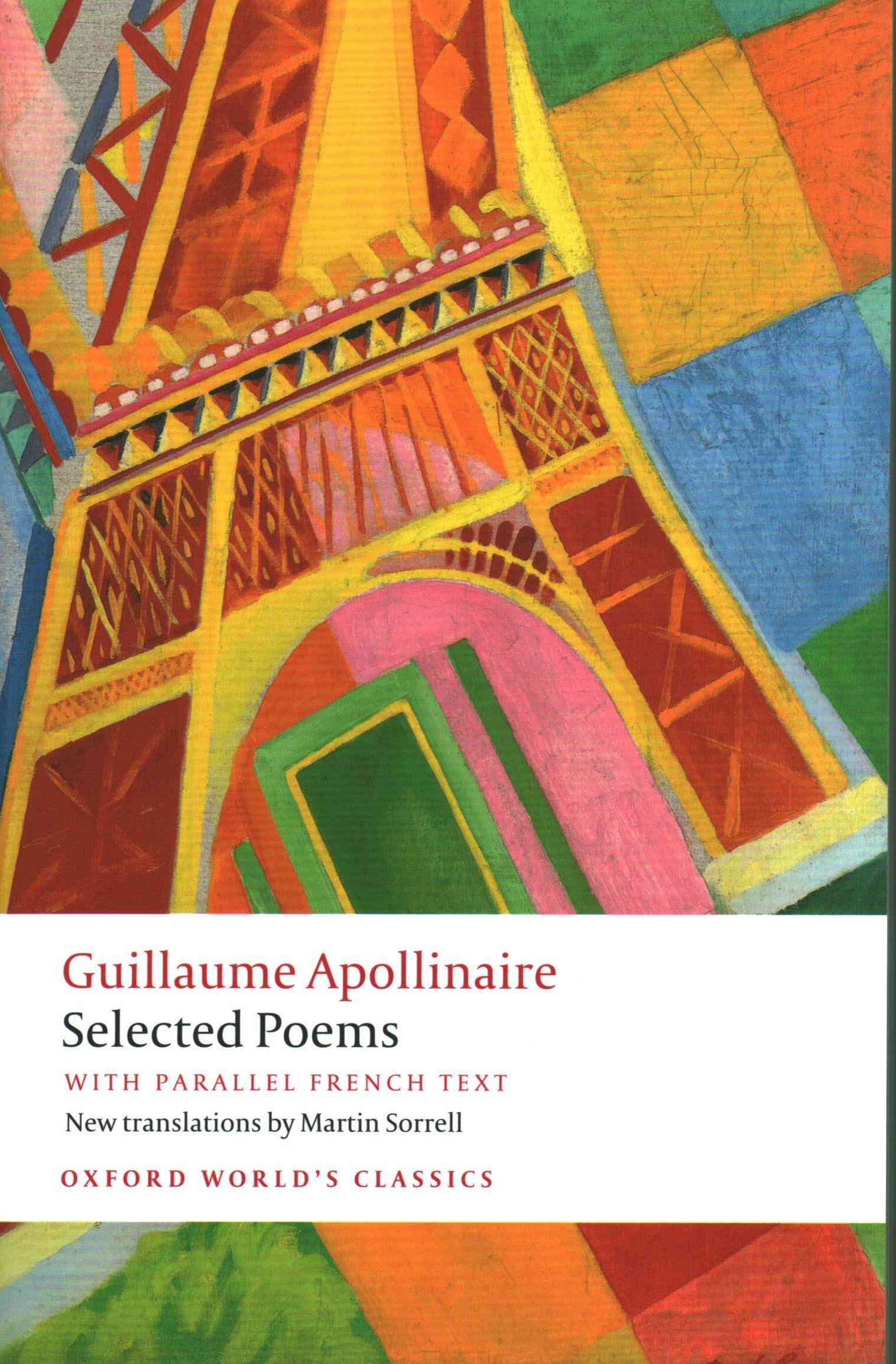 Selected Poems with parallel French text
