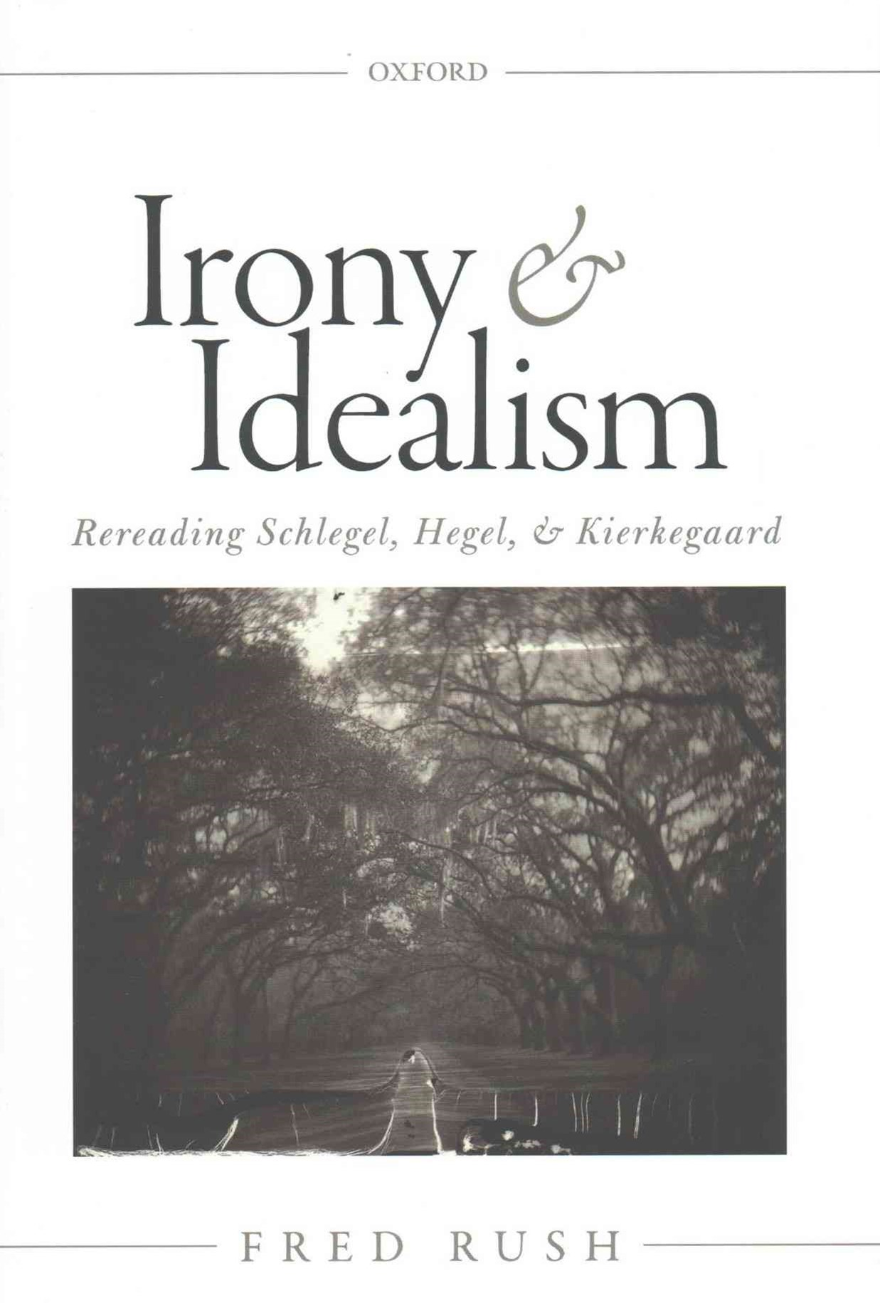 Irony and Idealism
