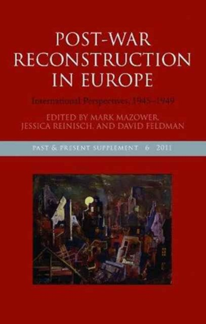 Post-war Reconstruction in Europe