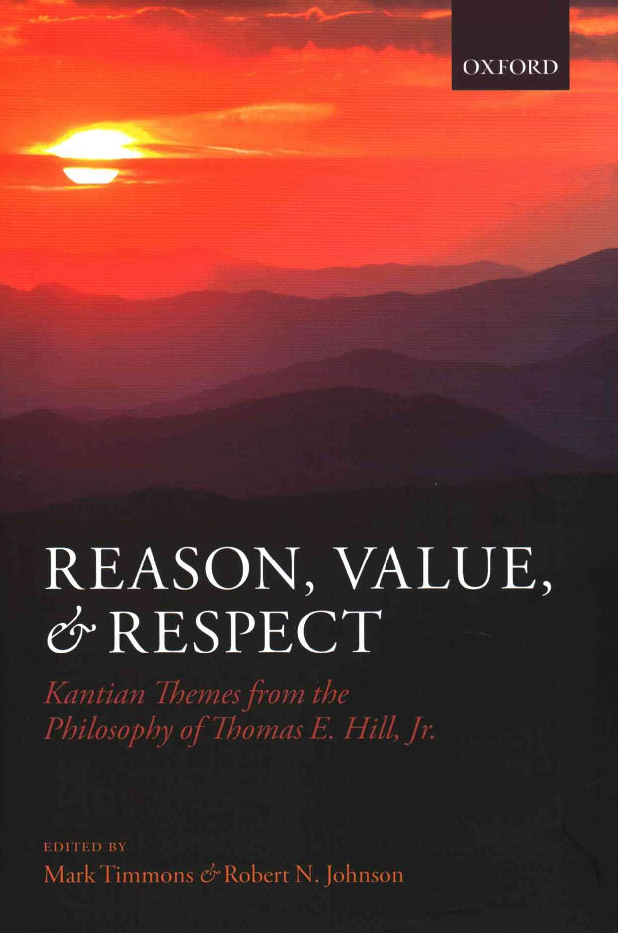 Reason, Value, and Respect