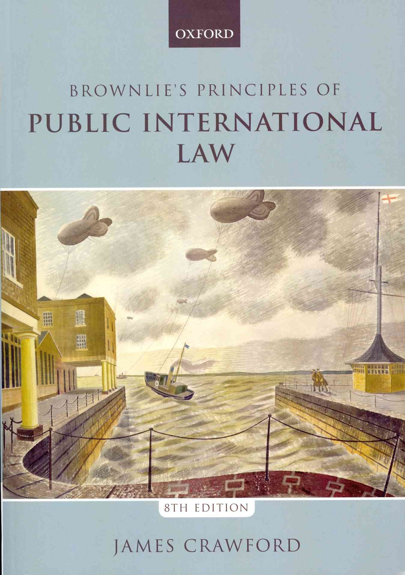 Brownlie's Principles of Public International Law