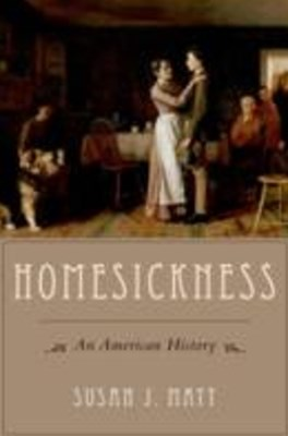 (ebook) Homesickness: An American History