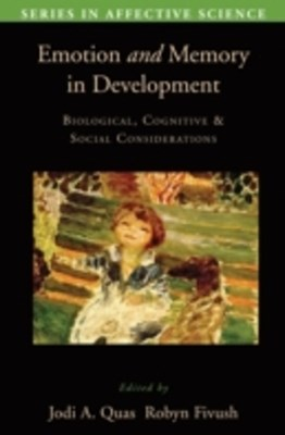 (ebook) Emotion in Memory and Development