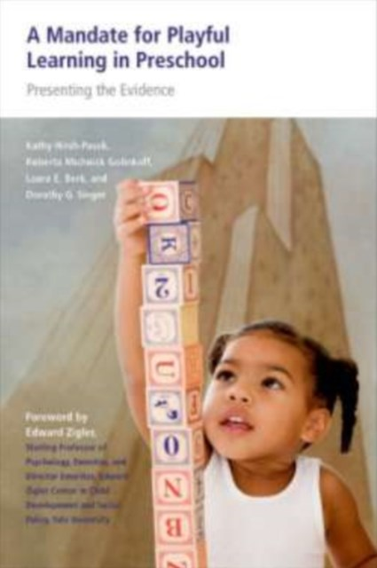(ebook) Mandate for Playful Learning in Preschool