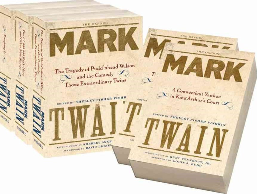 The Oxford Mark Twain (Full Set)