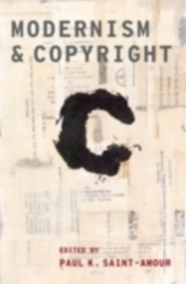 (ebook) Modernism and Copyright