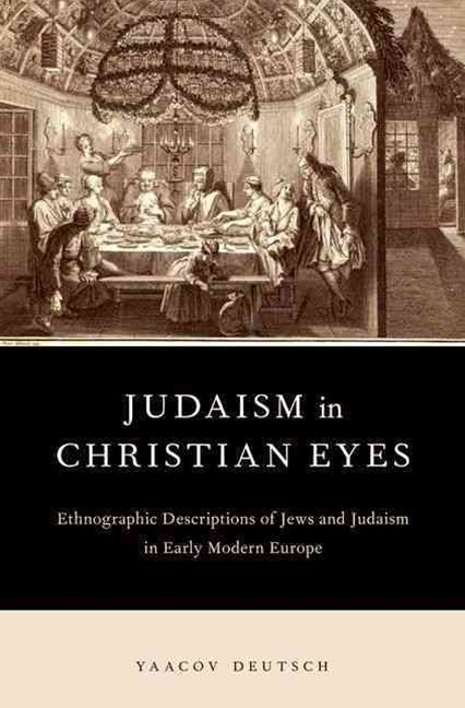 Judaism in Christian Eyes