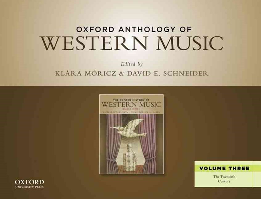 Oxford Anthology of Western Music