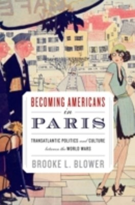 (ebook) Becoming Americans in Paris
