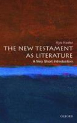 New Testament as Literature: A Very Short Introduction