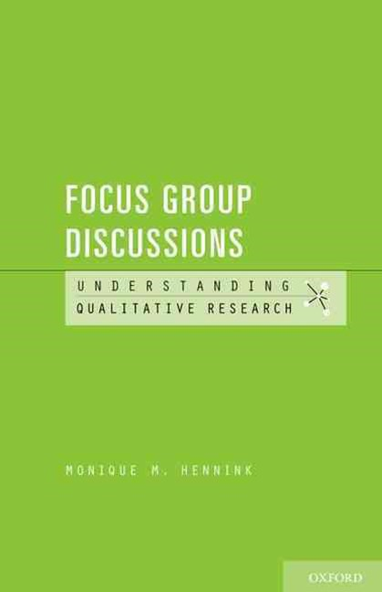 Understanding Focus Group Discussions