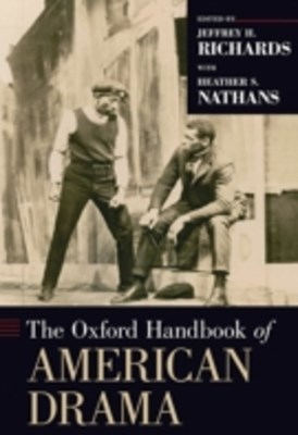 Oxford Handbook of American Drama