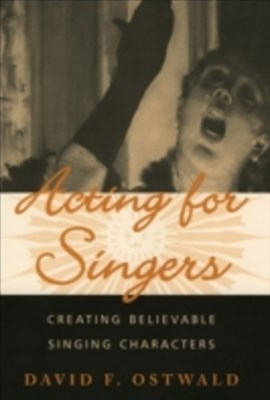 (ebook) Acting for Singers