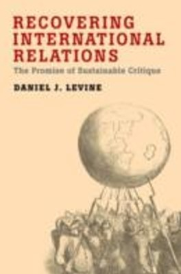 (ebook) Recovering International Relations