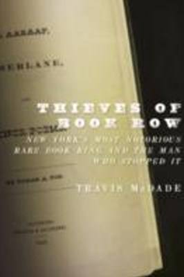 (ebook) Thieves of Book Row