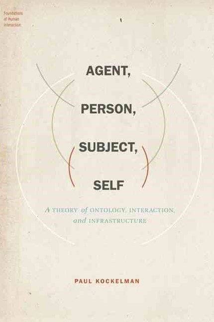 Agent, Person, Subject, Self