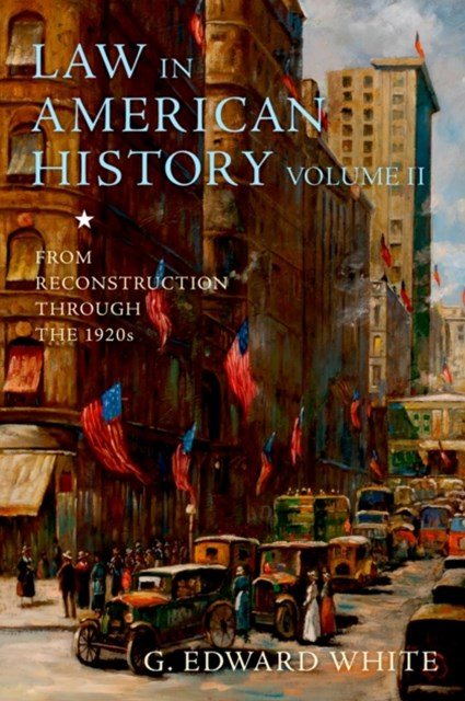 (ebook) Law in American History, Volume II