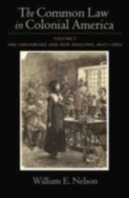 (ebook) Common Law in Colonial America