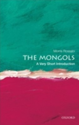 (ebook) Mongols: A Very Short Introduction