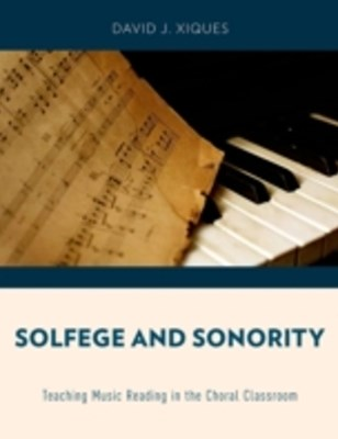 (ebook) Solfege and Sonority