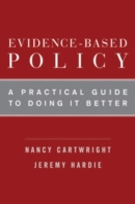(ebook) Evidence-Based Policy