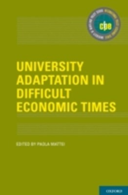(ebook) University Adaptation in Difficult Economic Times