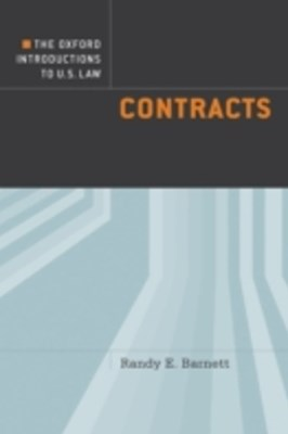 (ebook) Oxford Introductions to U.S. Law: Contracts