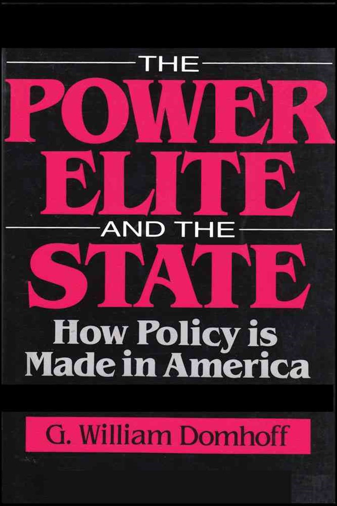 Power Elite and the State