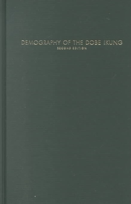 Demography of the Dobe !Kung