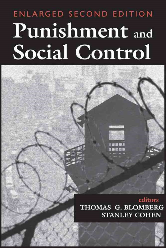 Punishment and Social Control